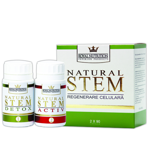 Natural stem