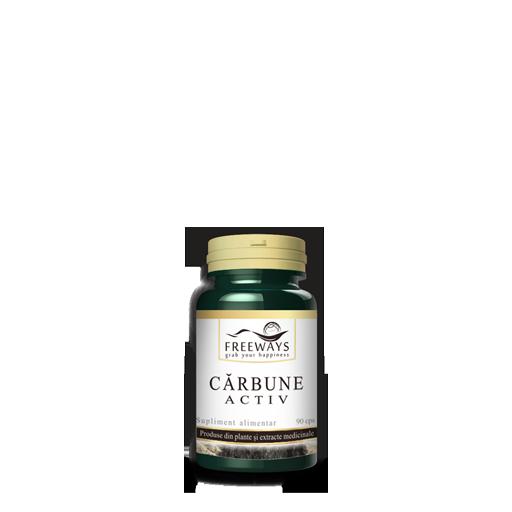Carbune Activ 90 cps -