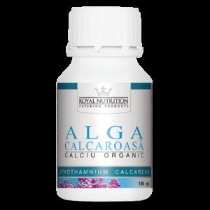 Alga Calcaroasa Calciu Organic