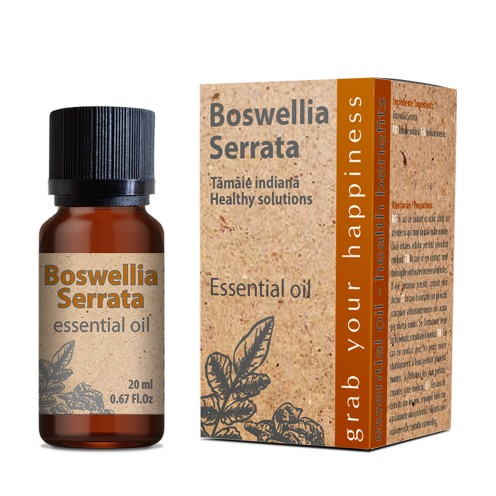 Boswellia Serrata essential oil 20 ml