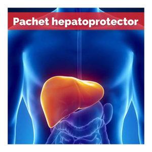 Pachet hepatoprotector