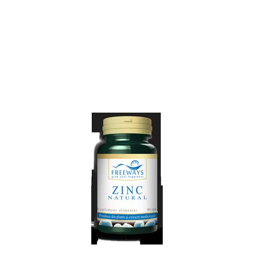 Zinc Natural - 90 cps